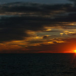 Sunrise over Cape Lookout, N.C.