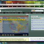 National Biological Information Infratructure home page