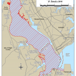 James River closure area